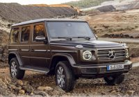 В России представлен новый Mercedes-Benz G-Class