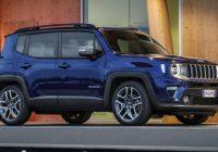 Компания Jeep рассекретила информацию об обновленном внедорожнике Renegade