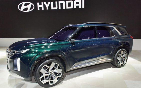 Hyundai представила концепт нового кроссовера