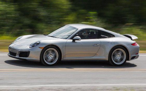 Porsche 911 - самый надежный автомобиль